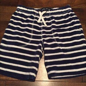 Mini Boden size 9 Toweling Shorts